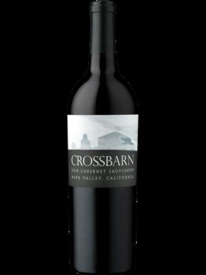 2018  Crossbarn By Paul Hobbs Cabernet Sauvignon Napa Valley 750ml