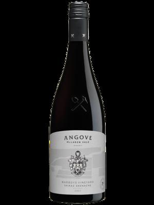 2017 Angove Family Winemakers Warboys Vineyard Shiraz Mclaren Vale 2017