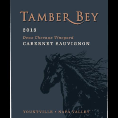 2018 Tamber Bey  Deux Chevaux Cabernet Sauvignon 750ml