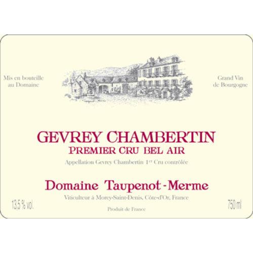 2017 Domaine Taupenot-Merme Gevrey-Chambertin 1er Cru Bel Air 750ml