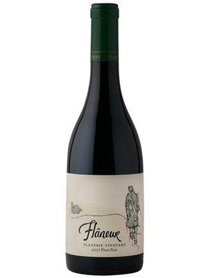 2017 Flaneur Flanerie Vinyard Ribbon Ridge Pinot Noir