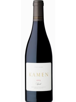 KAMEN ESTATE WINERY 2013 Kamen Syrah 750ml