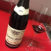 2012 Domaine Digioia Royer Chambolle Musigny