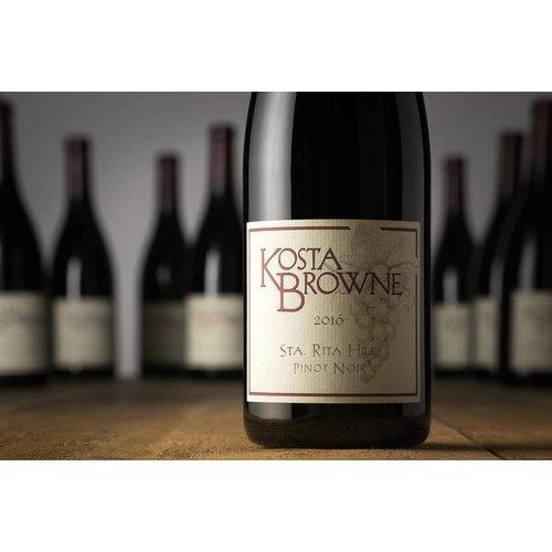 Kosta Browne 2016 Kosta Browne St Rita Hills Pinot Noir 750ml