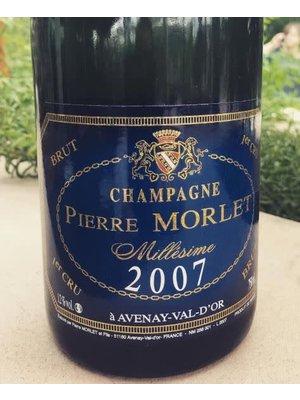 Pierre Morlet 2007 Pierre Morlet Brut Millesime 750ml