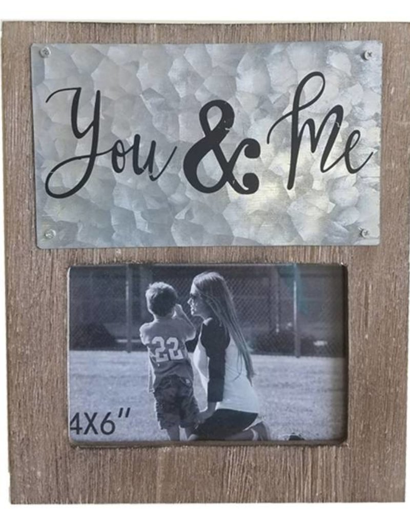 You Me Picture Frame Blessons