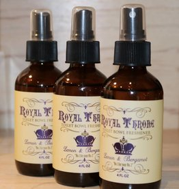 Bourbon Royalty Royal Throne: Lemon & Bergamot