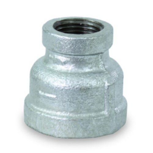 2 x 3/8 REDUCING COUPLING GALVANIZED MALLEABLE