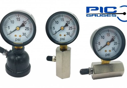 Test Gauges