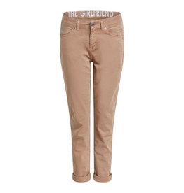 Ouí Pantalons camel 68910