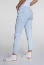 Ouí Pantalons bleu girlfriend