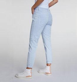 Ouí Pantalons bleu 68910