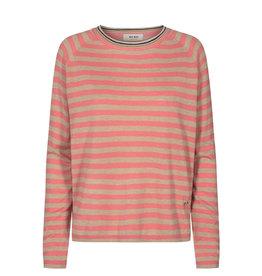 Mos Mosh Wyn stripe knit
