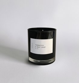 Lightwell co Chandelle TOBACCO & BAY LEAF
