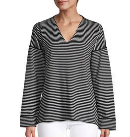 Eileen Fisher Pull rayé R9SXZ T