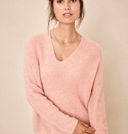 Mos Mosh Thora V Neck Knit