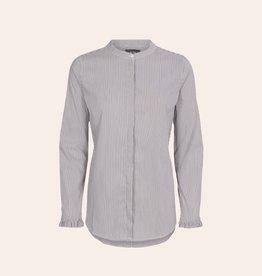 Mos Mosh Martina Frill Mini Stripe Shirt