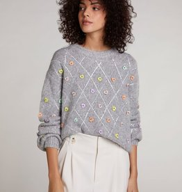 Ouí 71719 Pullover Coeurs