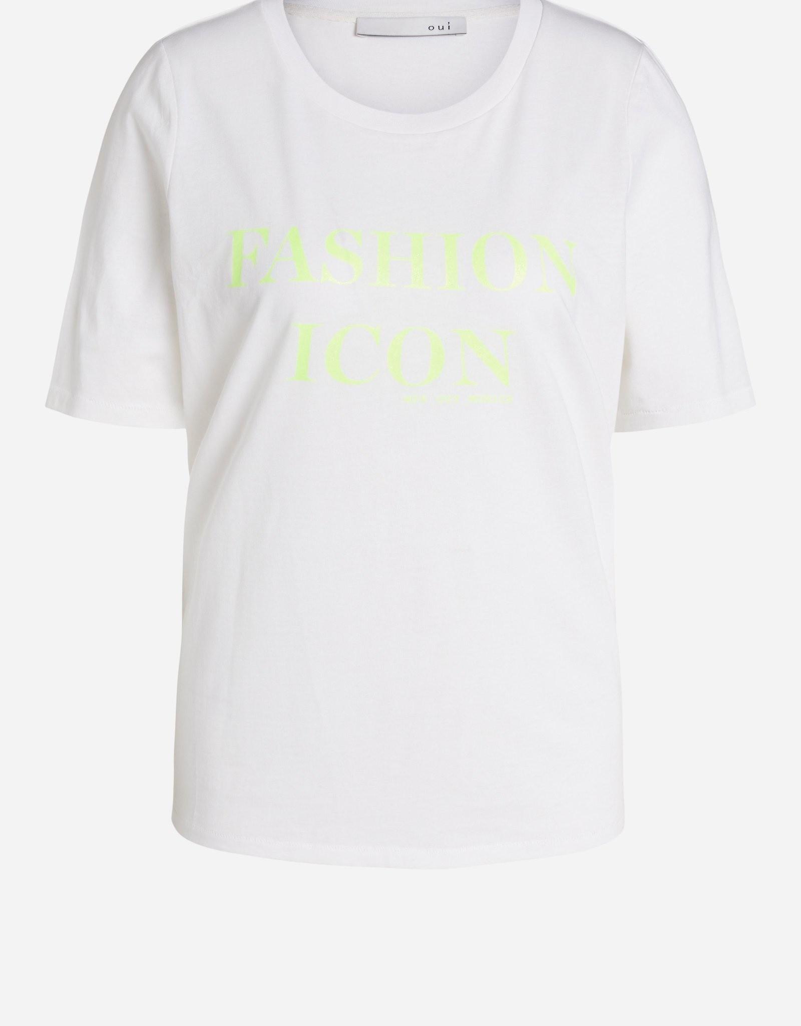 Ouí 71358 T-Shirt Fashion Icon