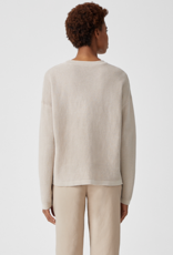 Eileen Fisher S1MKI-W5813M Pull col rond