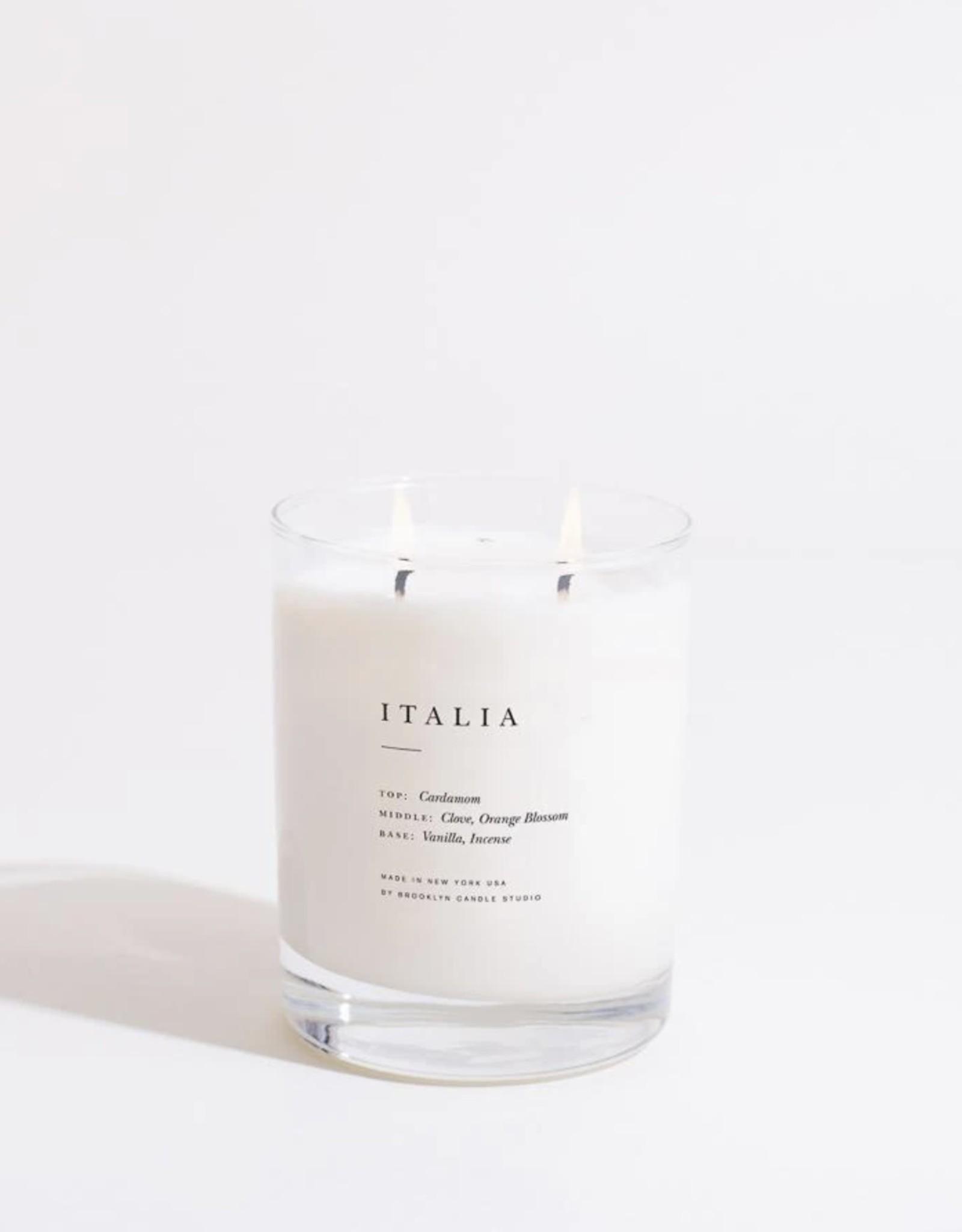 Brooklyn Candle Chandelle Escapist ITALIA