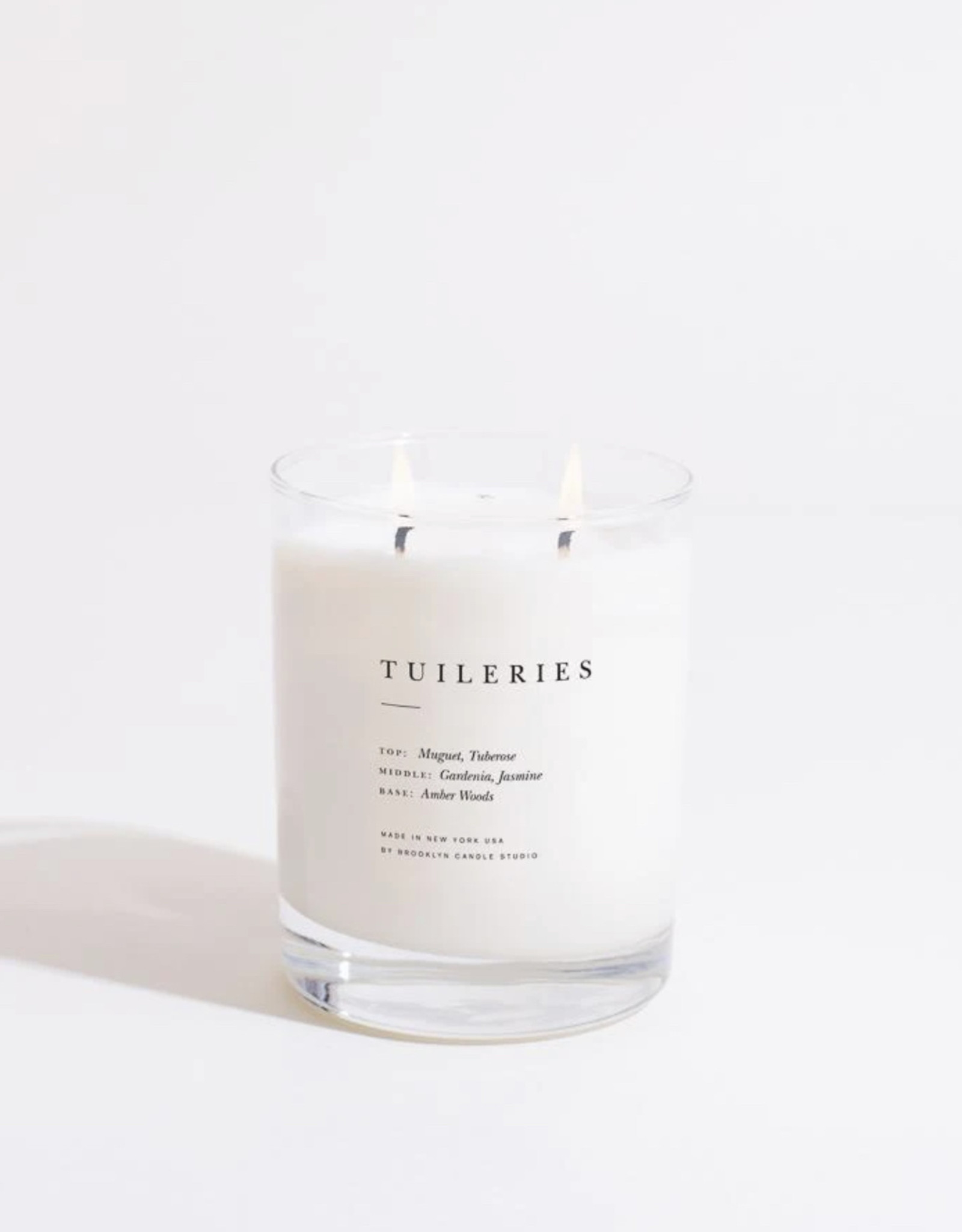 Brooklyn Candle Chandelle Escapist TUILERIES