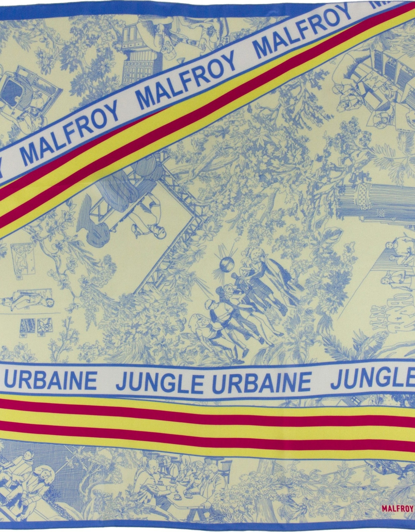 Malfroy Carre Junggle Urbaine
