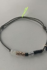 Margote Ceramiste Bracelet Agathe sur élastique