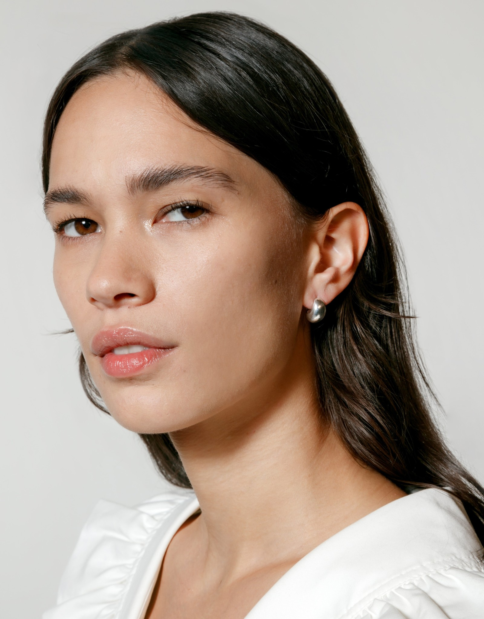Wolf Circus Small Remy Hoops in Silver