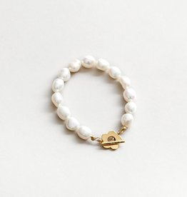 Wolf Circus Lola Bracelet in Gold