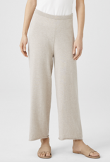 Eileen Fisher Straight Cropped Pant