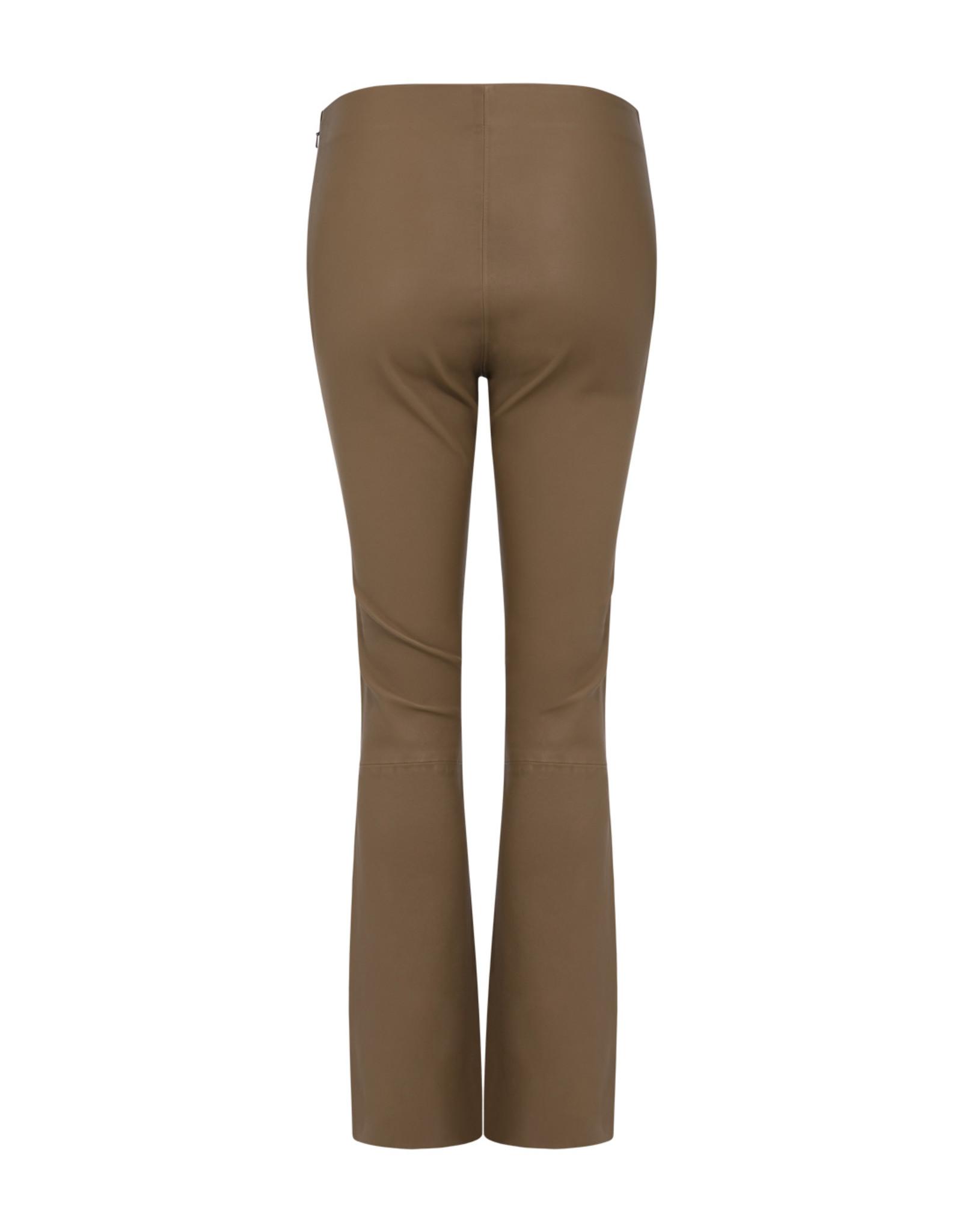 3202-397 Pantalon de cuir
