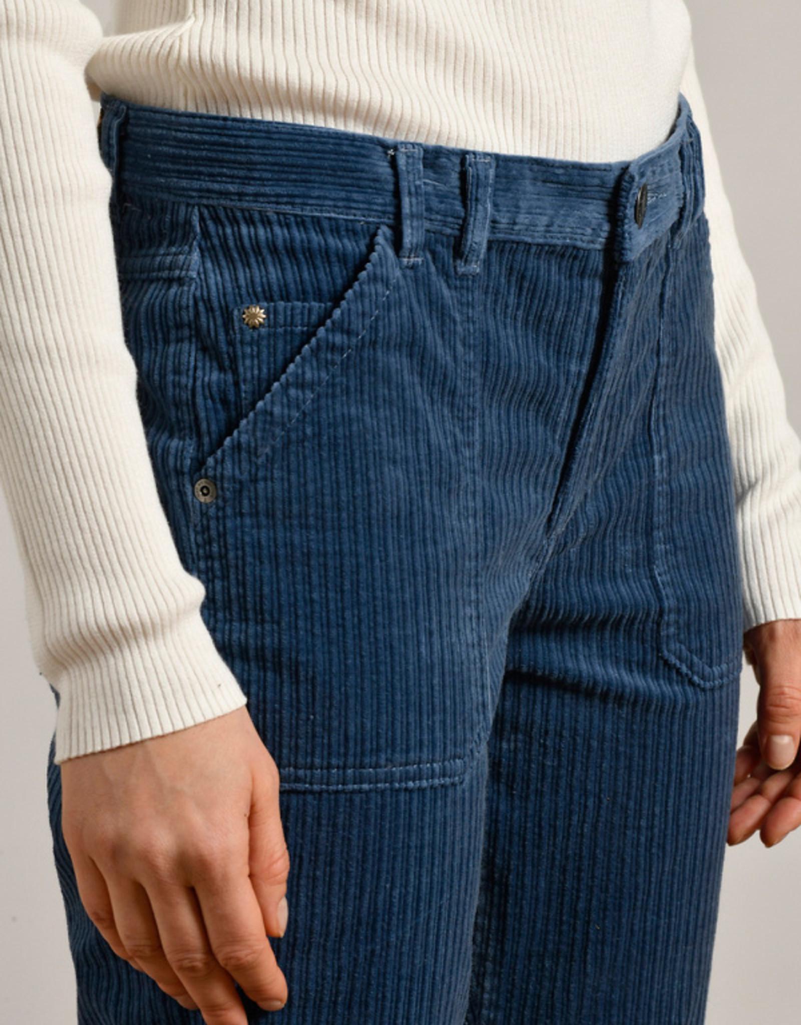Mat de Misaine Pantalon Pimori velours