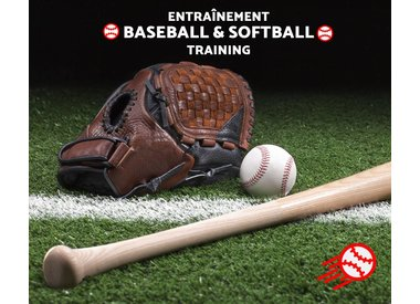 Private and semi-private training - Baseball & softball