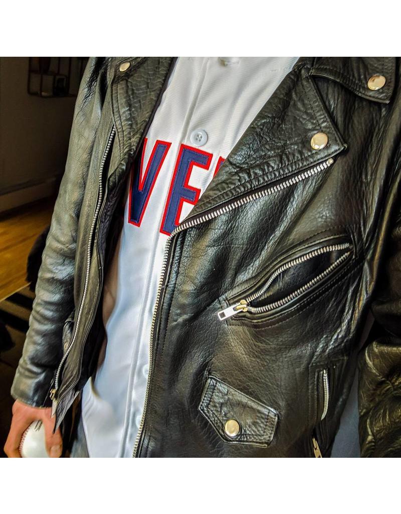 "Headgear Ricky Vaughn ""Wild Thing"" Major League Movie Jersey"
