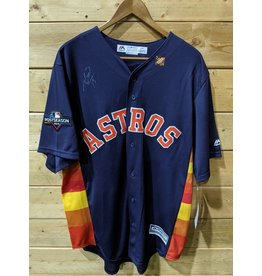 Majestic - Men's Navy Houston Astros 2019 Postseason Official (Signature Toro)