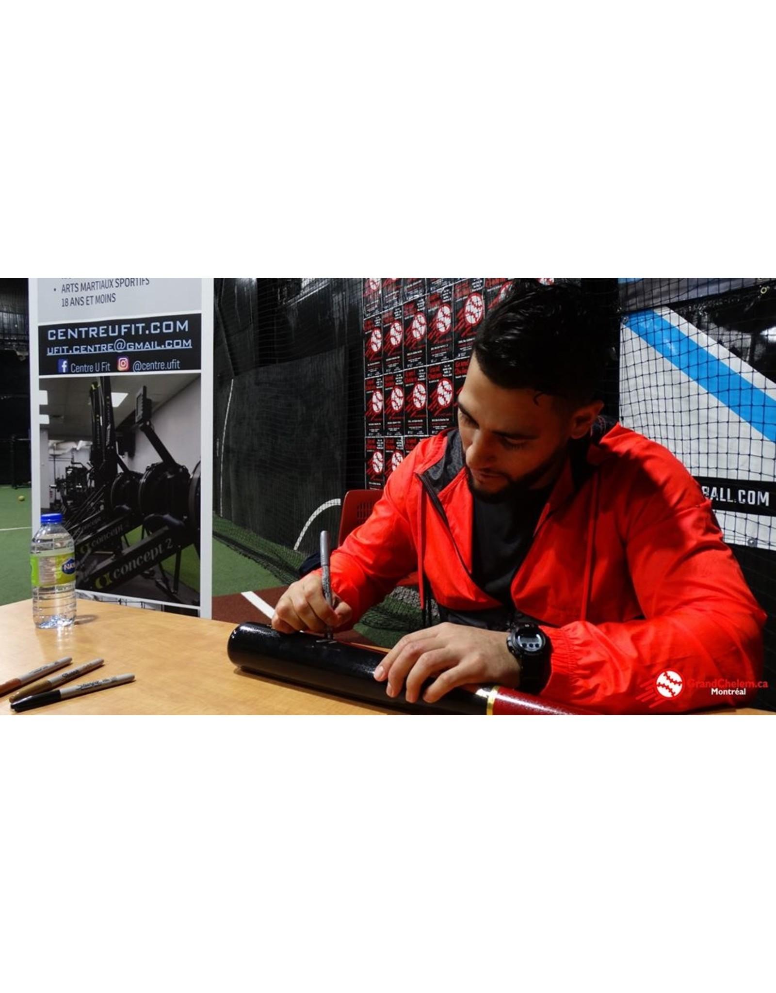 B45 - Baton Signature Abraham Toro