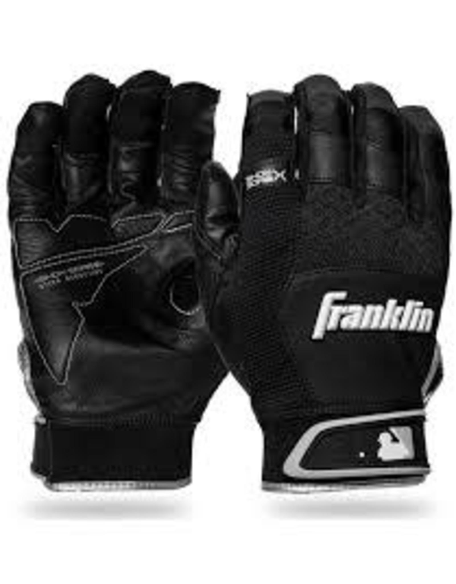 Franklin - Shok-Sorb X Noir Adulte