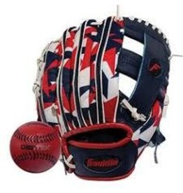Copy of Franklin - RTP PERFORMANCE 9,5 DIGI BBG REG W/BALL - Rouge et Bleu