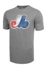 47 - Expos MLB T-Shirt Throwback Adulte