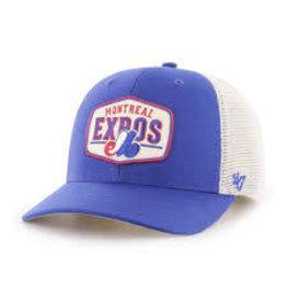 47 - Expos MLB SHUMWAY MVP DP