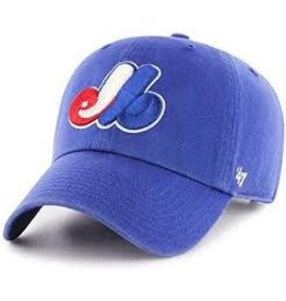 47 - Expos MLB Clean Up Cap-TC