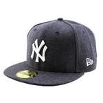 New Era New Era - Yankees Heather Crisp 3 9FIFTY - Snapback