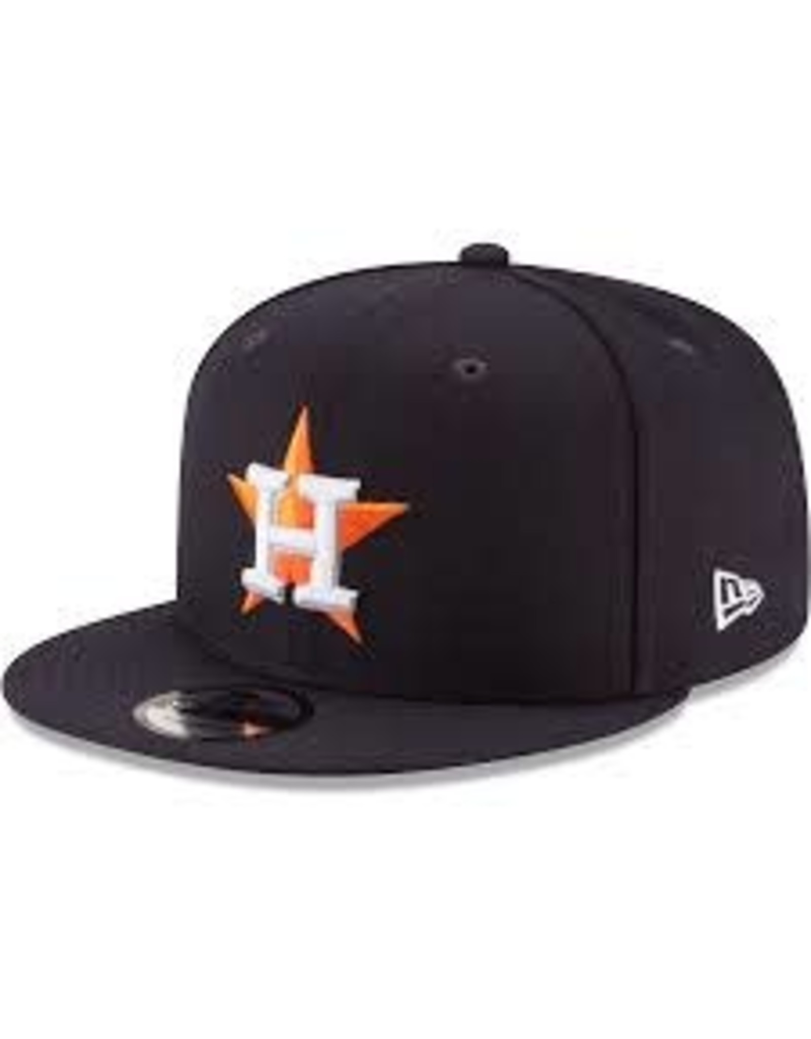 New Era - Houston Astros Team Color - 9FIFTY Adjustable Snapback Hat - Navy