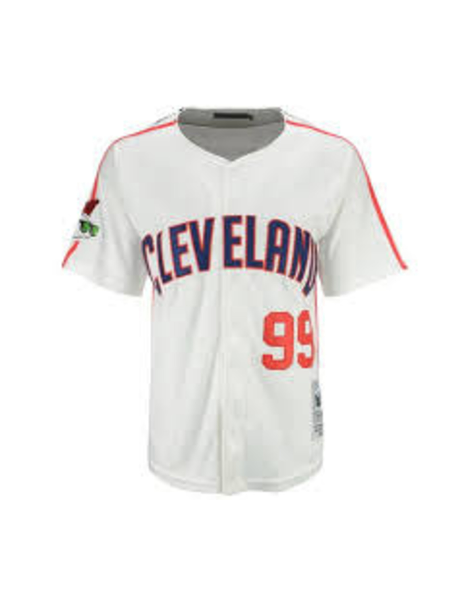 Headgear Ricky Vaughn Major League Movie Jersey M
