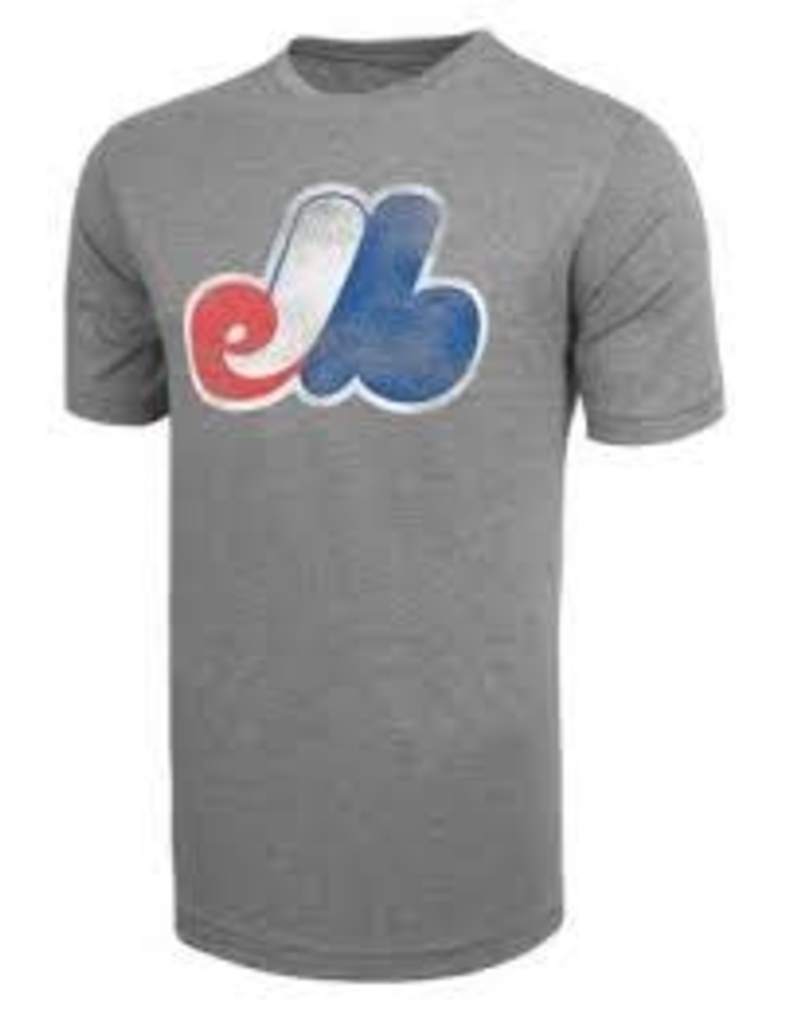 47 - Expos MLB T-Shirt Throwback Adulte - X-Large