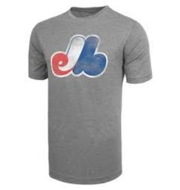 47 - Expos MLB T-Shirt Throwback Adulte - X-Large