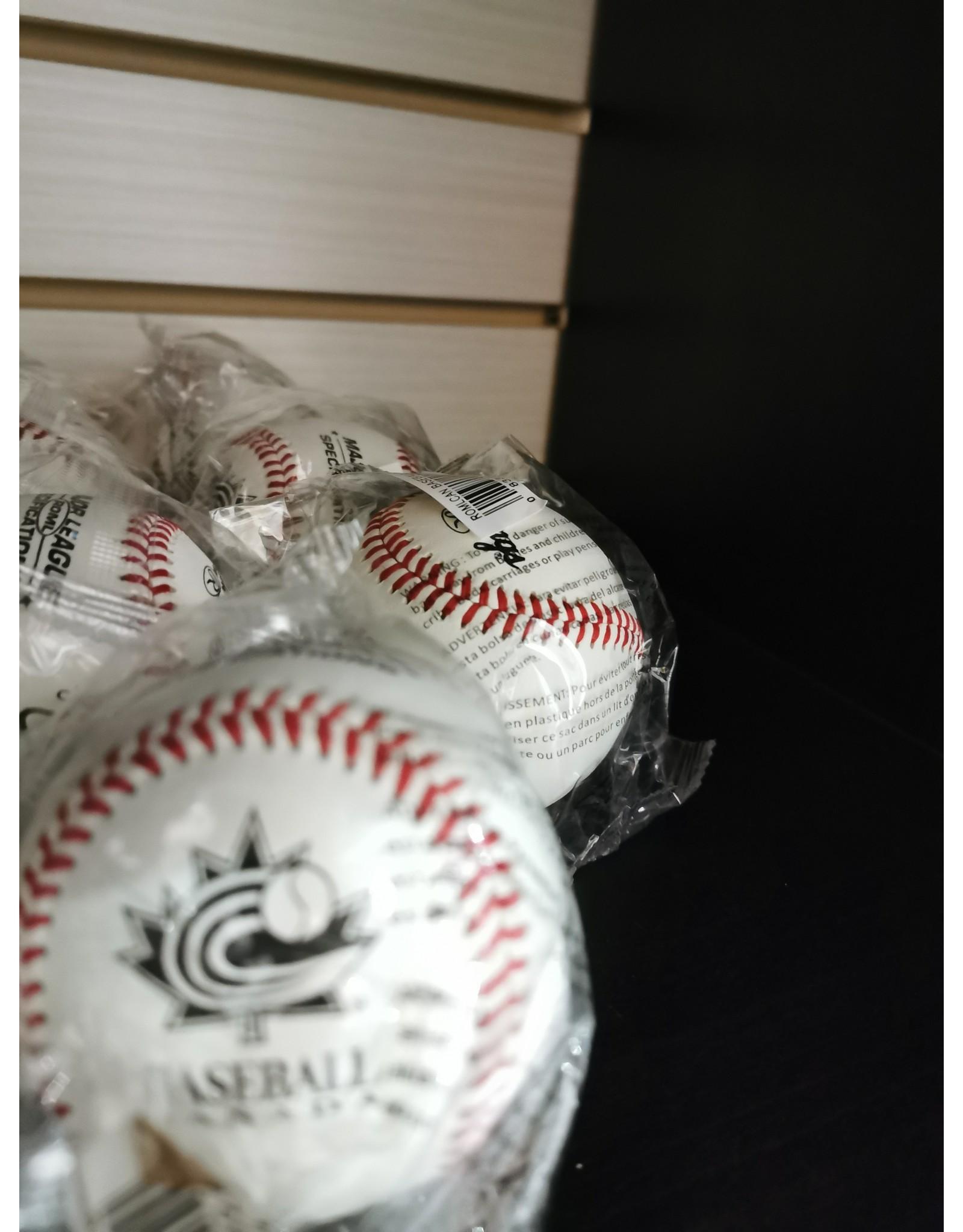 Rawlings - 12 Balles Specifications ROML - Baseball Canada