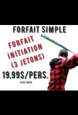 Forfait Initiation