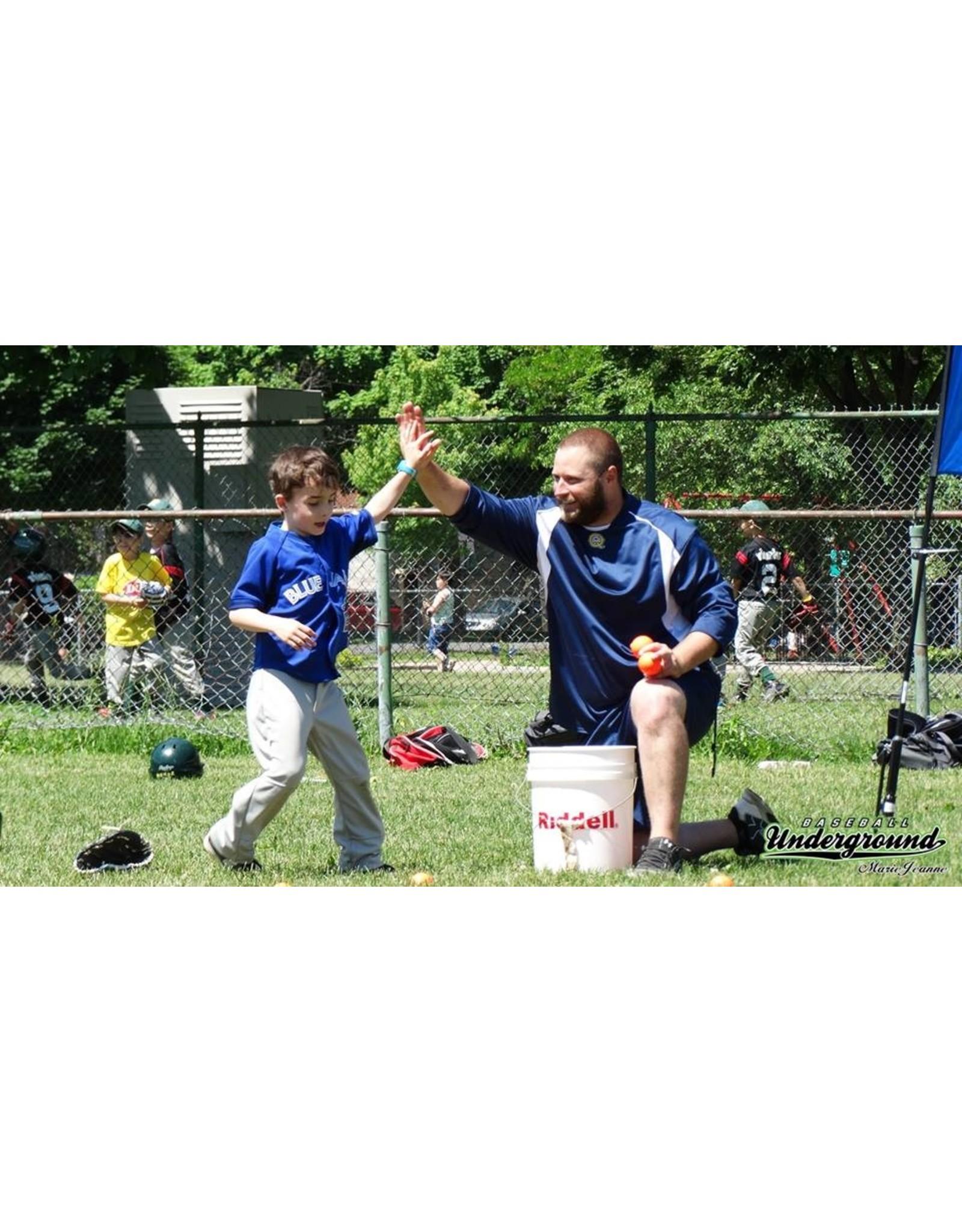Paiement camp baseball (une semaine de camp)